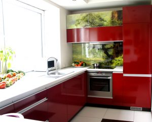 modernios virtuves