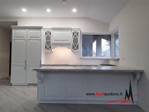 Klasikinės virtuvės 9