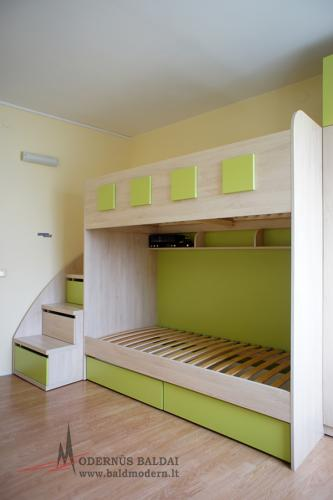 Vaikų kamabario baldai 5