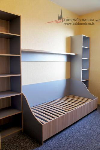 Vaikų kamabario baldai 6