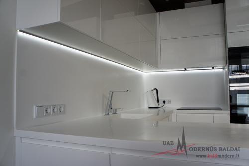 Modernios virtuvės 7