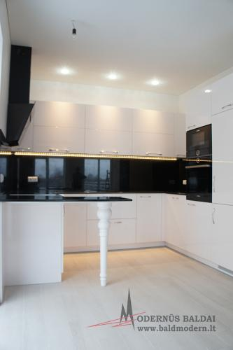 Modernios virtuvės 10