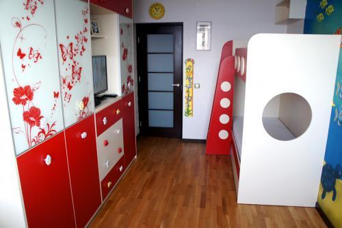 Vaikų kambario baldai 7