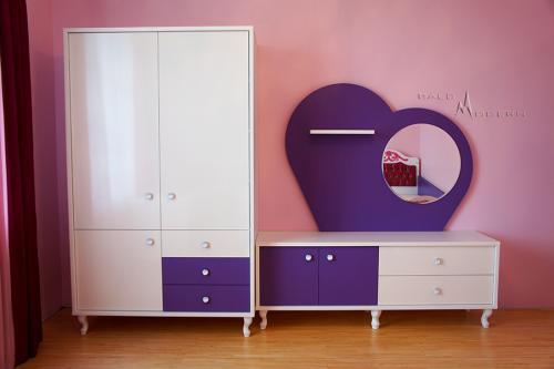 Vaikų kambario baldai 8
