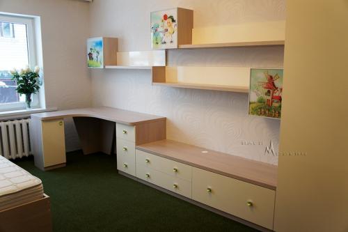 Vaikų kambario baldai 9